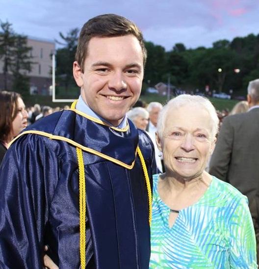 daniel and grandma carol